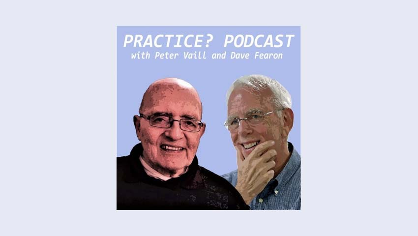 Practice Podcast cover